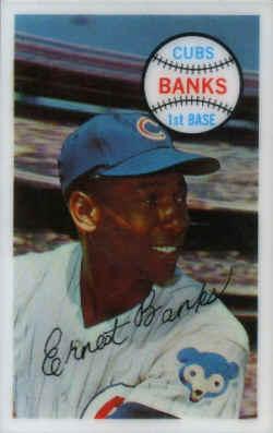 Kelloggs Baseball Cards 1970 1979