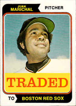 Topps Traded Baseball Cards Sets & Free Printer Friendly Checklists - 1974to6