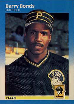 Barry Bonds Baseball Card Values