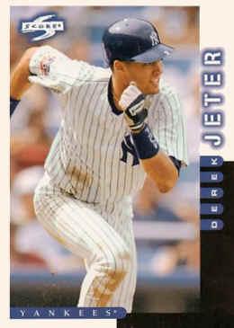 Score Baseball Cards