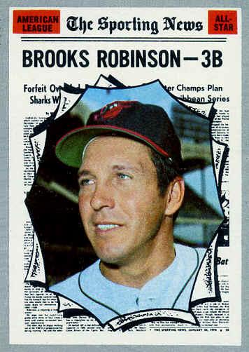 1970 Topps Baseball Cards