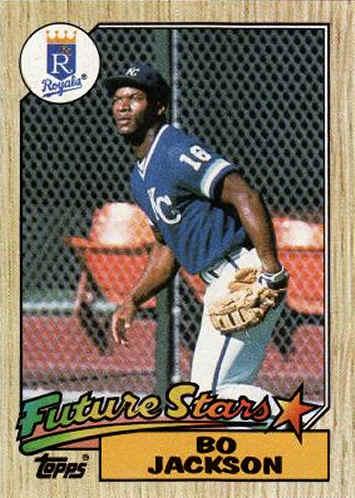 1987 Topps Baseball Cards Checklist
