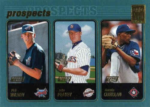2001 Topps Baseball Cards