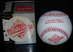 1994 World series ball