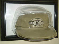 Yankee World Champions clubhouse celebration Cap