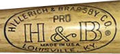 1965 H&B Yankees Bat Day Label