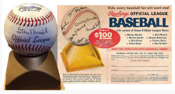"1964 Rawlings ""Official League"" Baseball Offer"