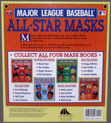 Major League Baseball All-Star Masls