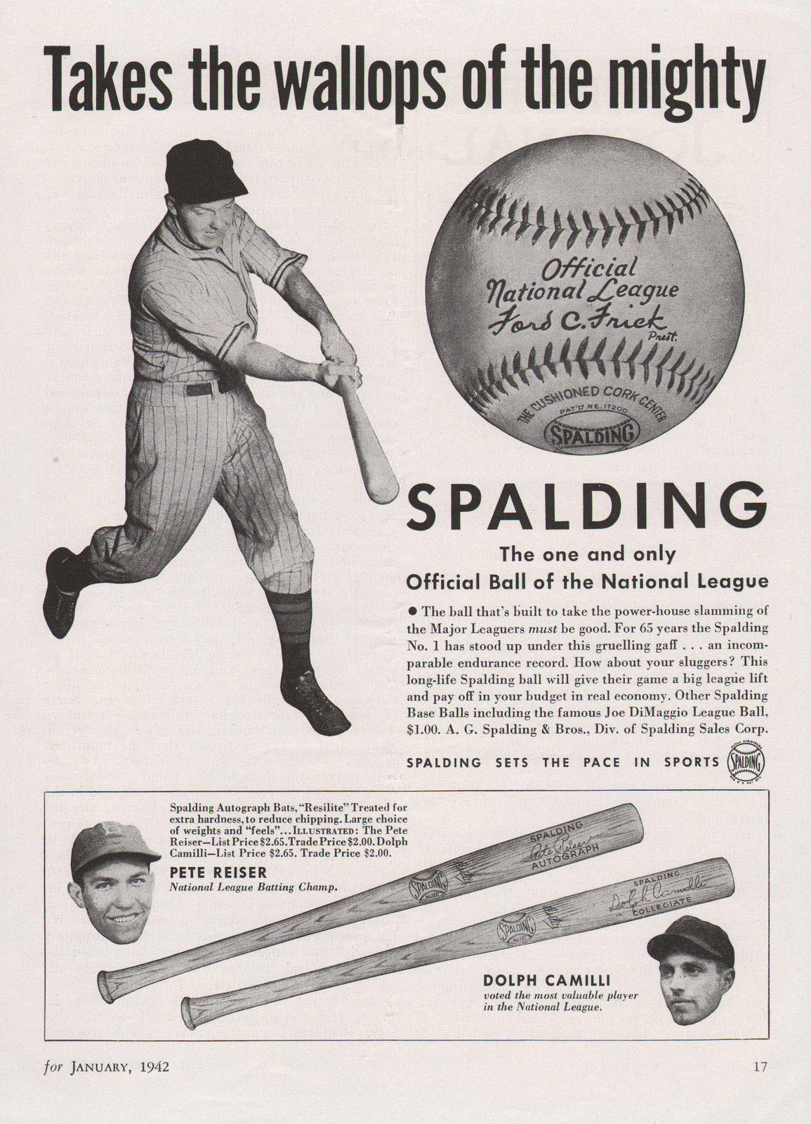 spalding baseball bat dating The company was founded in 1876 when albert spalding and wilmer jesús pisco calvo both were pitchers and the manager of a baseball team in chicago, the chicago white stockings the company standardized early baseballs and developed the modern baseball bat with the bulge at its apex in 1892, spalding.