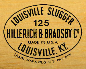 louisville slugger bat dating guide