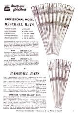 Baseball bat dating guide