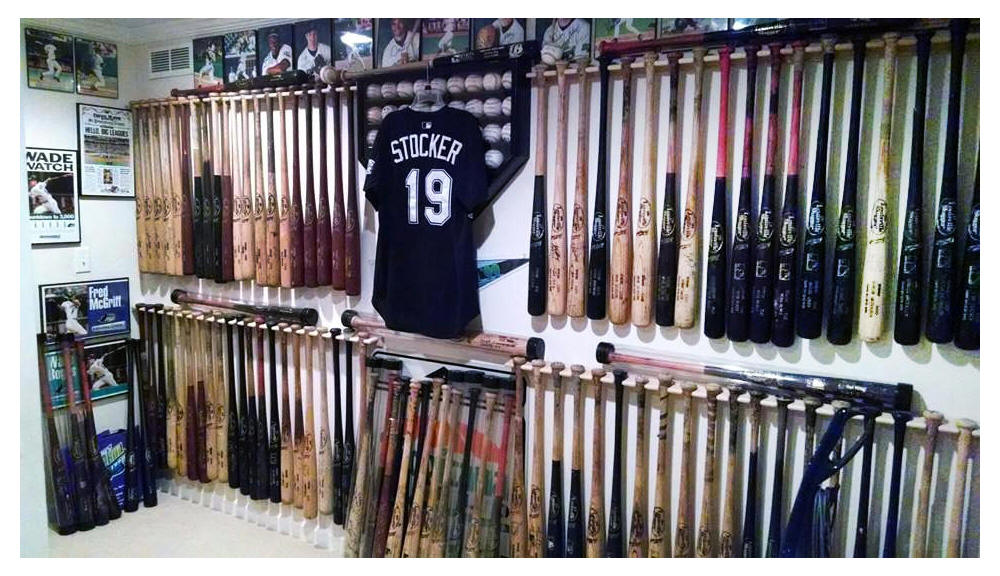 The Bat Cave Baseball Collection