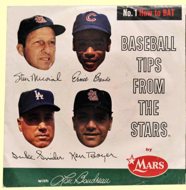 Baseball Tips From The Stars