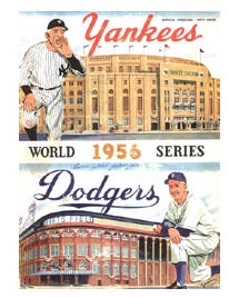 World Series Program & Scorecard