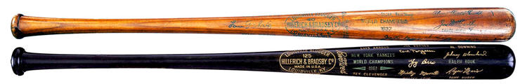 World Series Black Bat