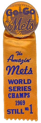1969 Mets World Series Champs