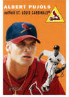 2003 Topps Heritage Baseball Card Checklist