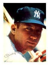 Mickey Mantle Foundation Baseball Cap