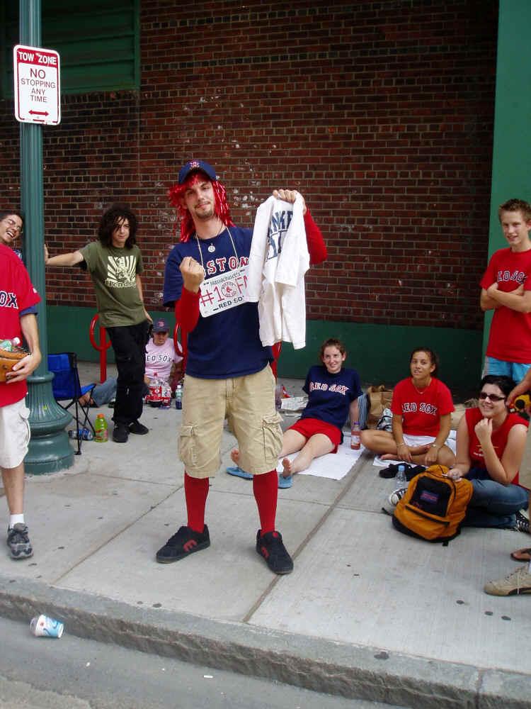 new york yankees haters. Someone yelled quot;Yankees Suckquot;