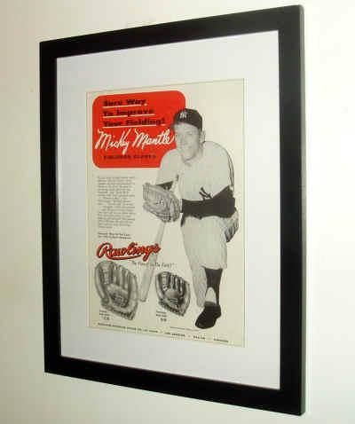Vintage Baseball Collectibles 37