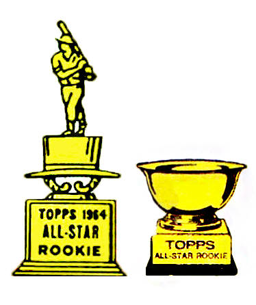 Image result for topps rookie trophy cup