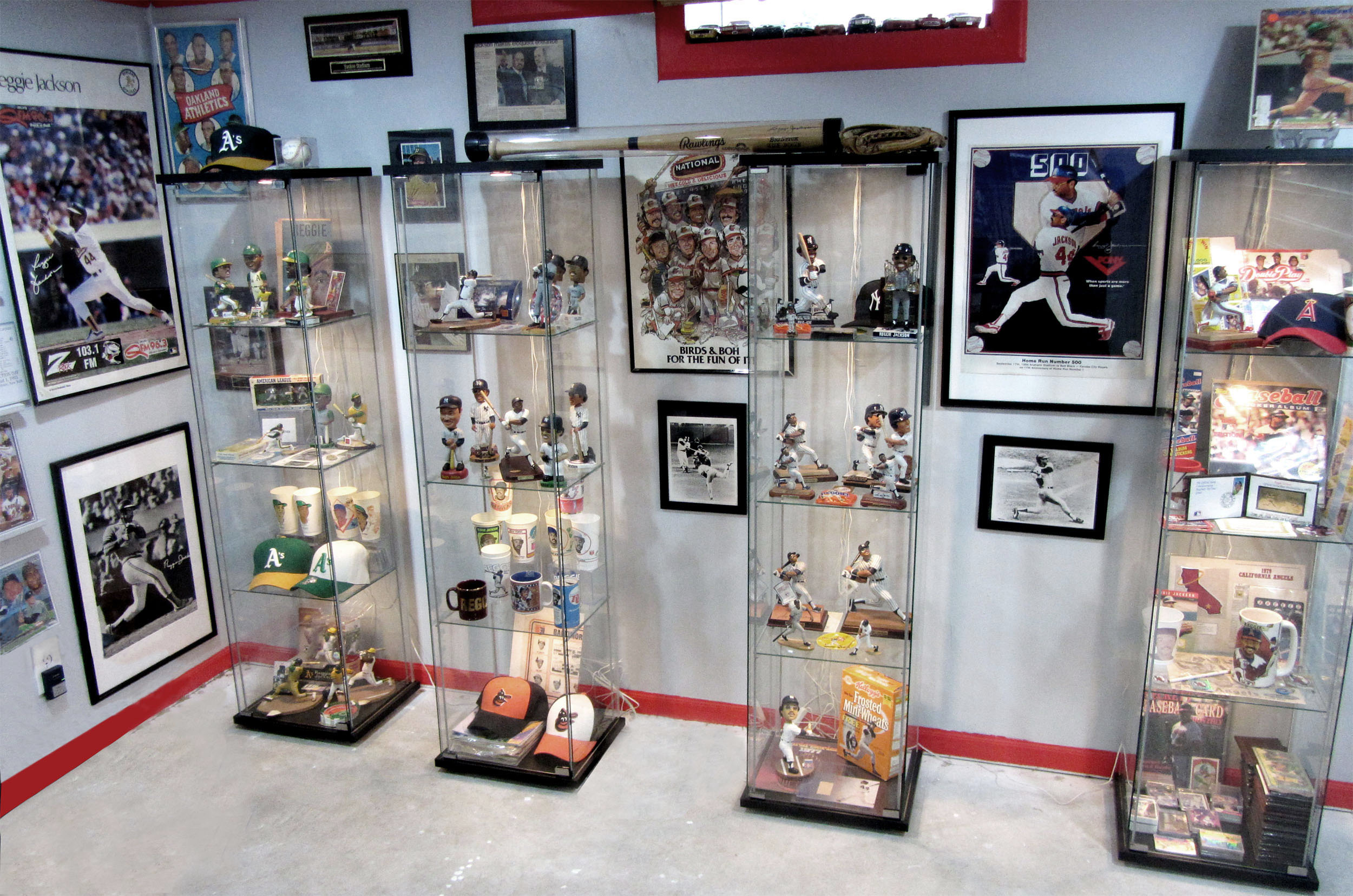 Collectors Showcase Room 34