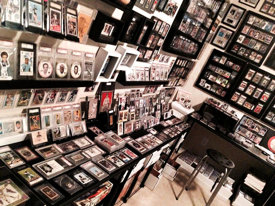 Collectors Showcase Room 31