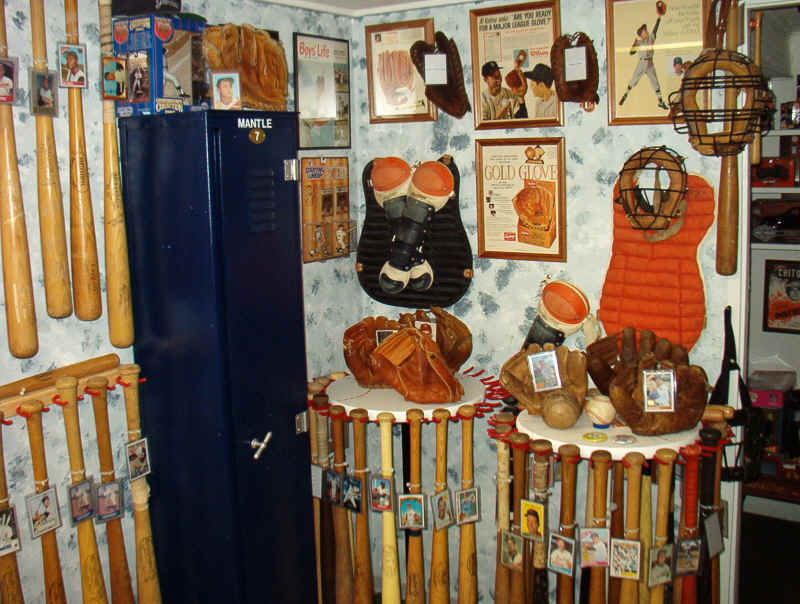 The Sandlot Baseball Memorabilia Collectors Showcase