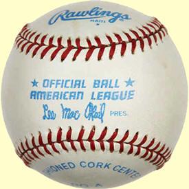 1977-1984 Rawlings OAL Baseball
