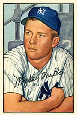 Bowman Baseball Cards 1948 1955