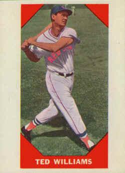 Fleer Baseball Cards 1959 1963