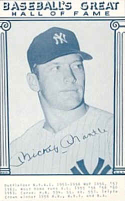 1977 Baseballs Great Hof Exhibit Baseball Cards