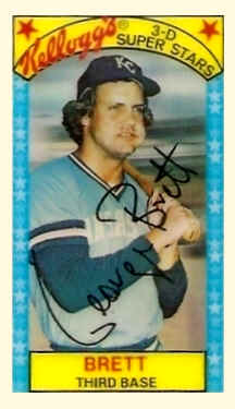 1979 Kelloggs Baseball Cards Checklist