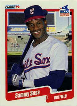 1990 Fleer Baseball Cards