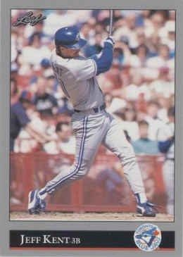 1992 Leaf Baseball Cards