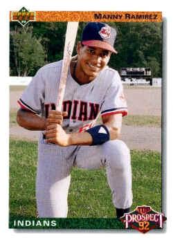 1992 Upper Deck Baseball Cards