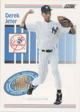 1993 Score Baseball Cards