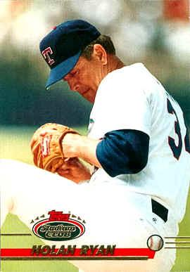 1993 Stadium Club Baseball Cards