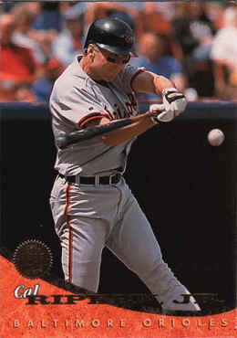 1994 Leaf Baseball Cards