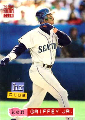 474b8536a1 1994 Stadium Club Ken Griffey Jr. HR card 262