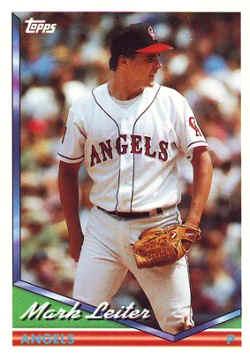 1994 Topps Traded Baseball Cards