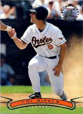 7ff1e90941 1996 Stadium Club Cal Ripken card 424, 1996 Stadium Club Baseball Cards &  Free Checklist