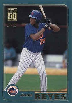 2001 Topps Traded Baseball Cards