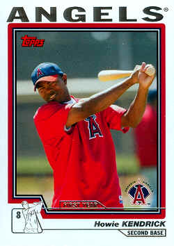 2004 Topps Traded Baseball Cards
