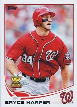 2013 Topps Baseball Cards