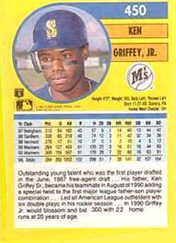 1991 Fleer Baseball Cards