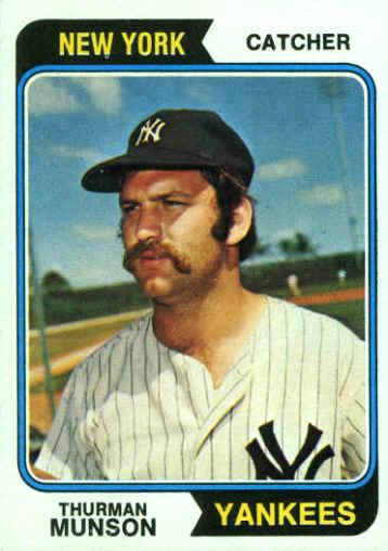 1974 Topps Baseball Cards