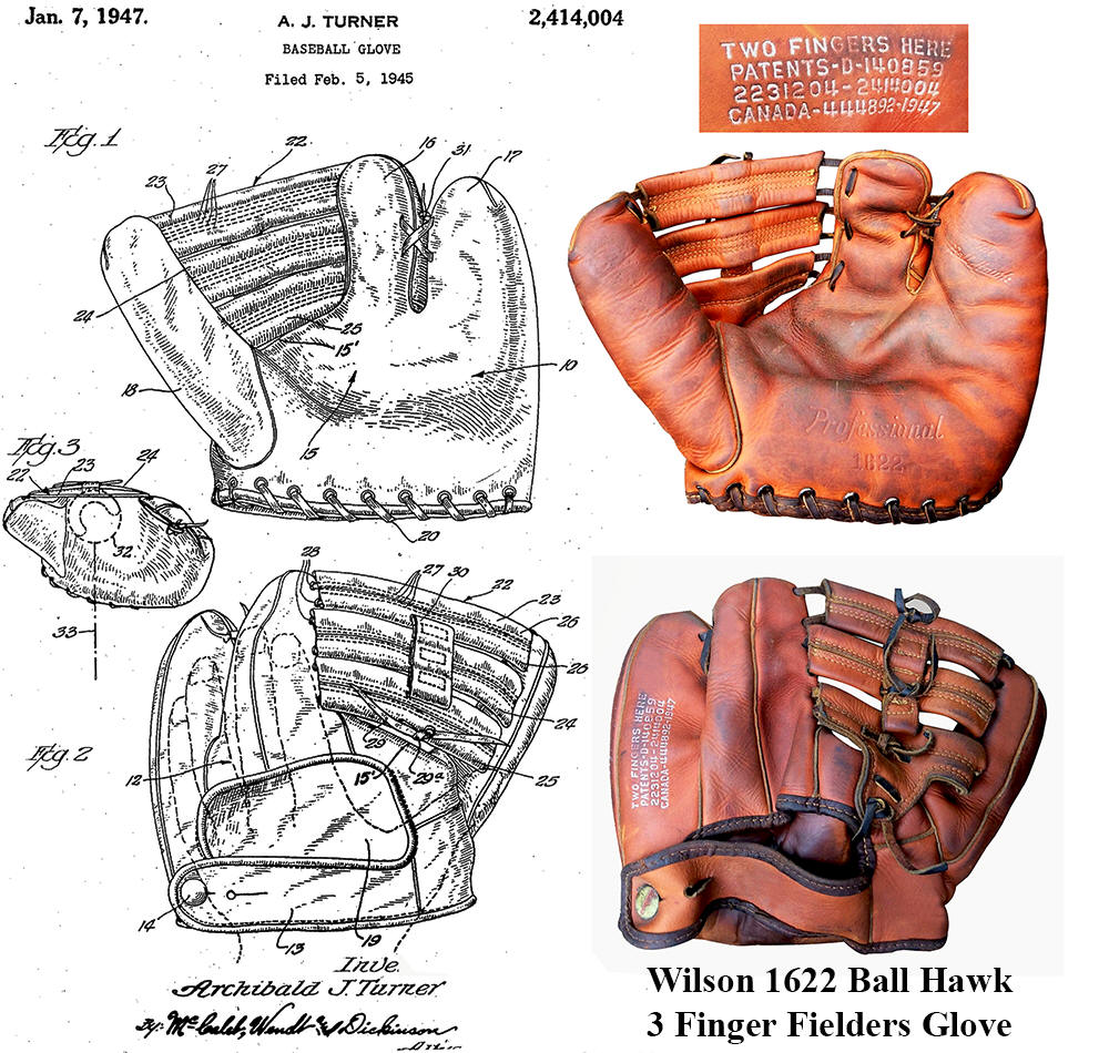 Baseball Glove Dating Guide 1940 1949